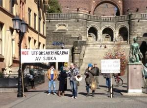 Bild från Föreningen för Rättvis Välfärd i Helsingborgs hemsida