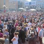 Annandag påsk upprop i Västerås för bättre välfärd