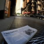 Två artiklar och ett torgmöte