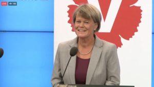 Vänsterpartiet vill tillsätta en kommission mot ohälsan i välfärdsyrkena.