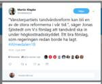 Vänsterpartiets dag i Almedalen 2/7 -18