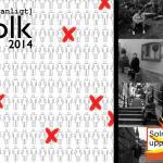 Vanligt Folk 2014 - en ovanlig kalender
